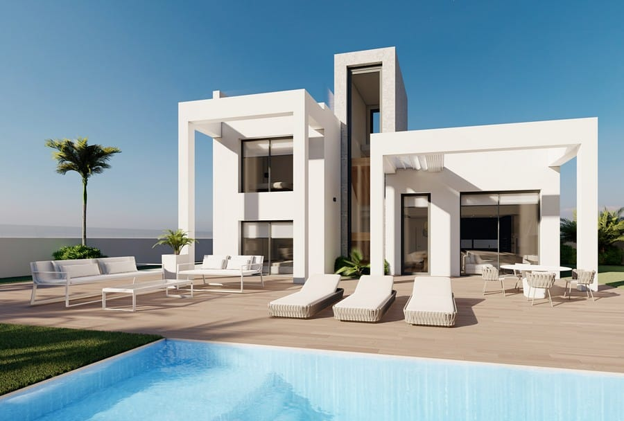 Ref:PPS20643C Villa For Sale in Finestrat