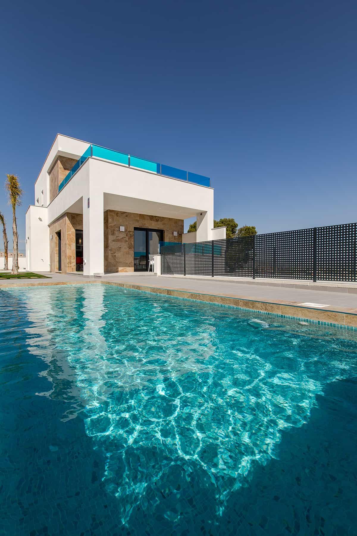 New 3 Bedroom Villas – Bigastro