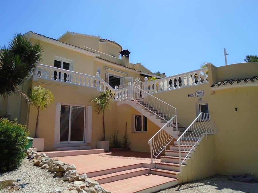 Ref:PPS10011D Villa For Sale in Javea
