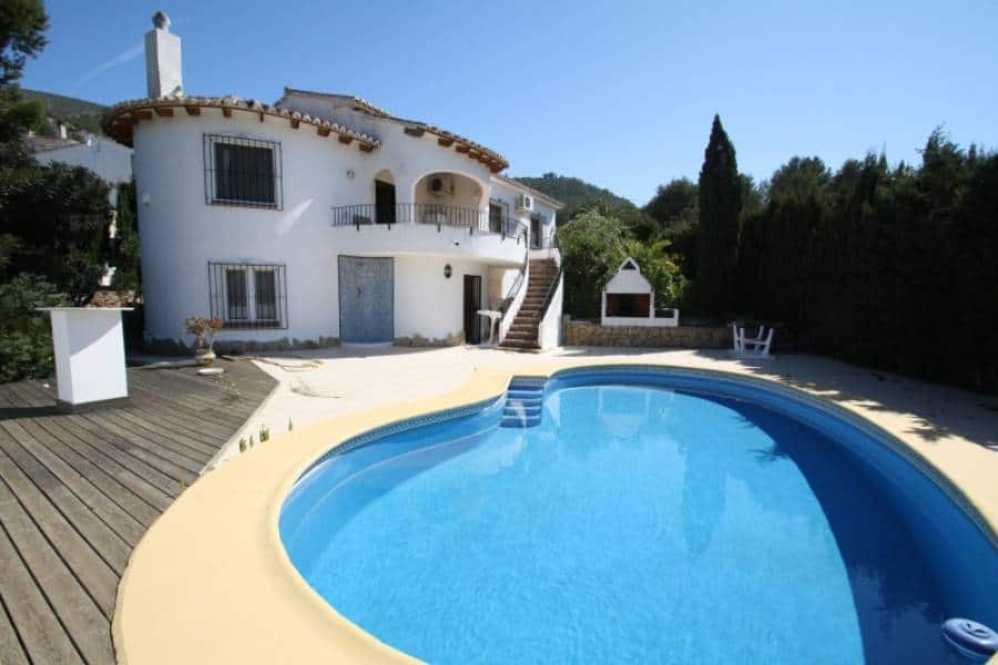 Ref:PPS10110D Villa For Sale in Benitachell