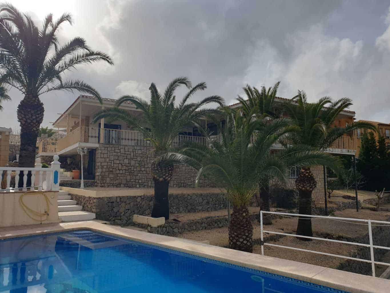 Ref:PPS10109D Villa For Sale in La Nucia