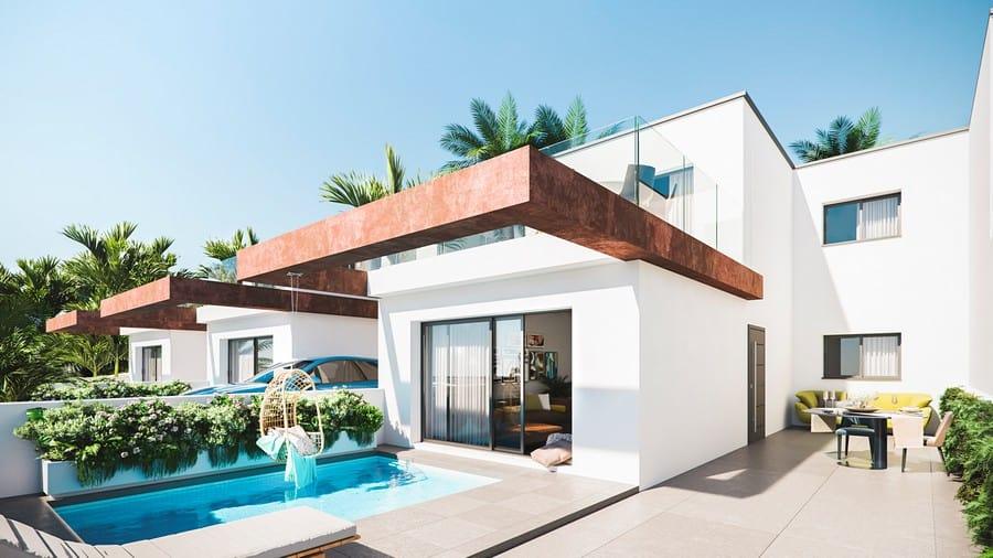 Modern New 3 Bedroom Villas – Dolores