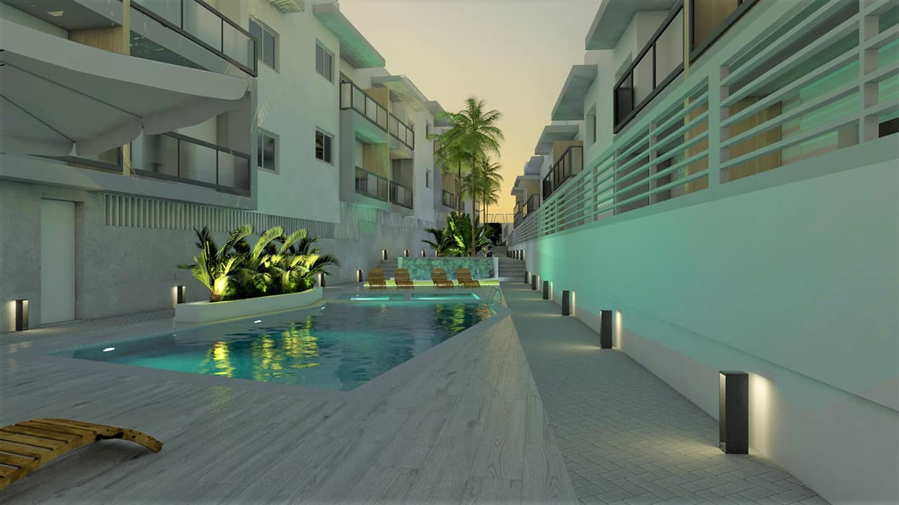 New 3 Bedroom Apartments – Benijofar