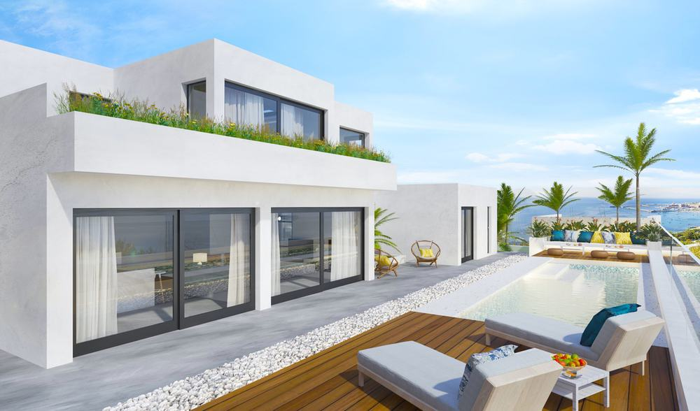 New 3 Bedroom Modern Villa – Finestrat