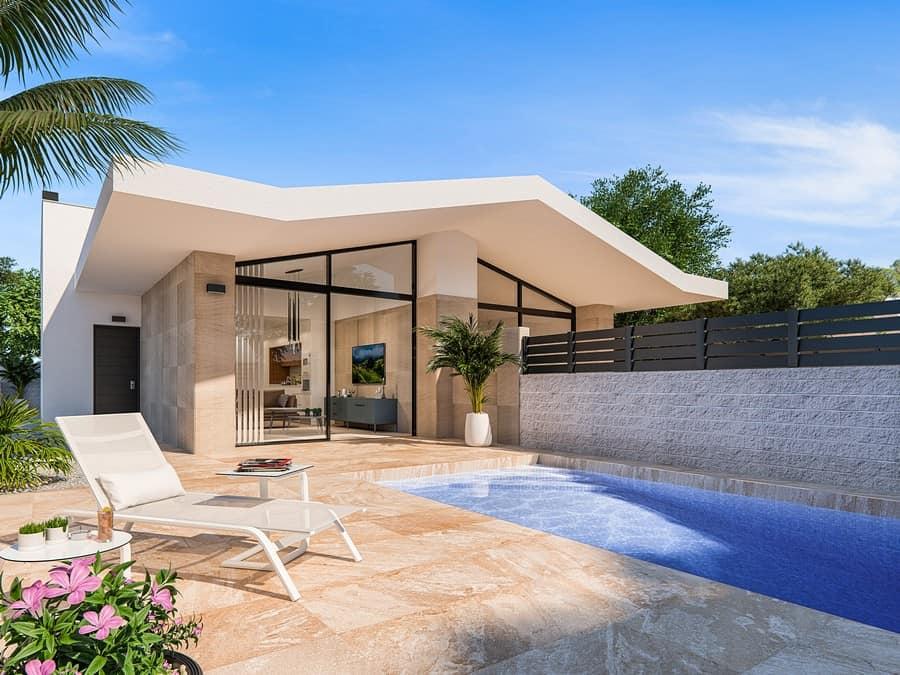 2 Bedroom modern villas – Benijofar