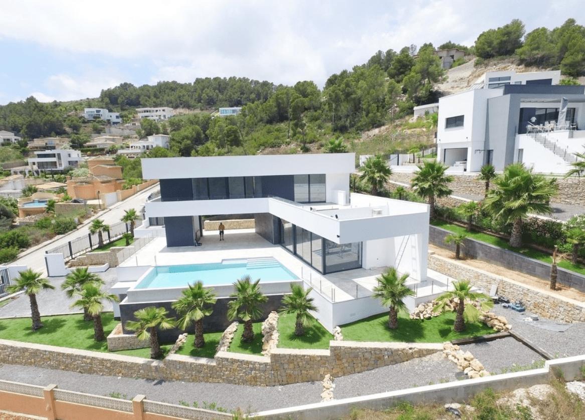 New 3 Bedroom Villa – Javea