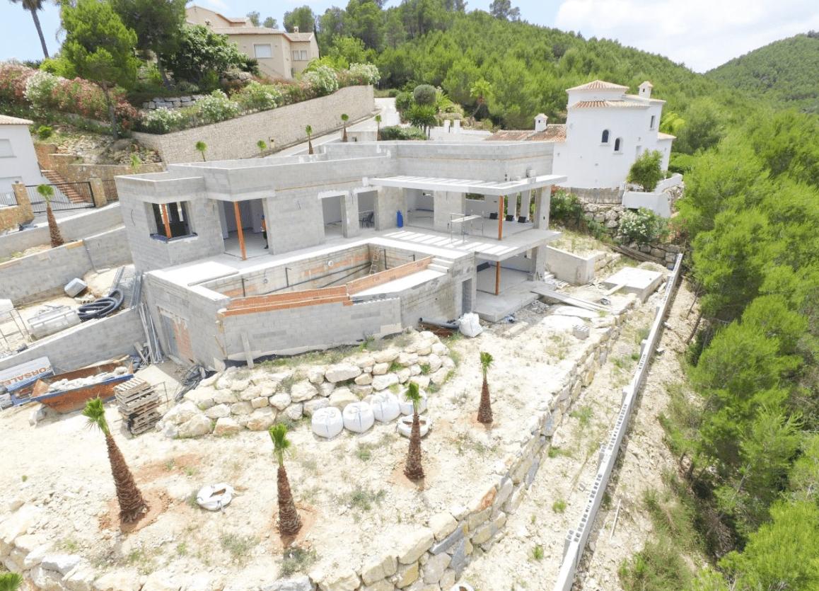 New 4 Bedroom Villa – Javea