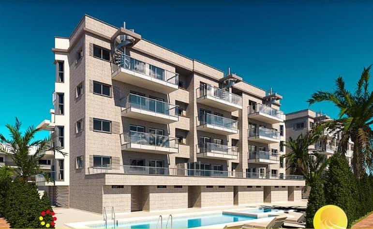 New 2 Bedroom Apartments – Oliva
