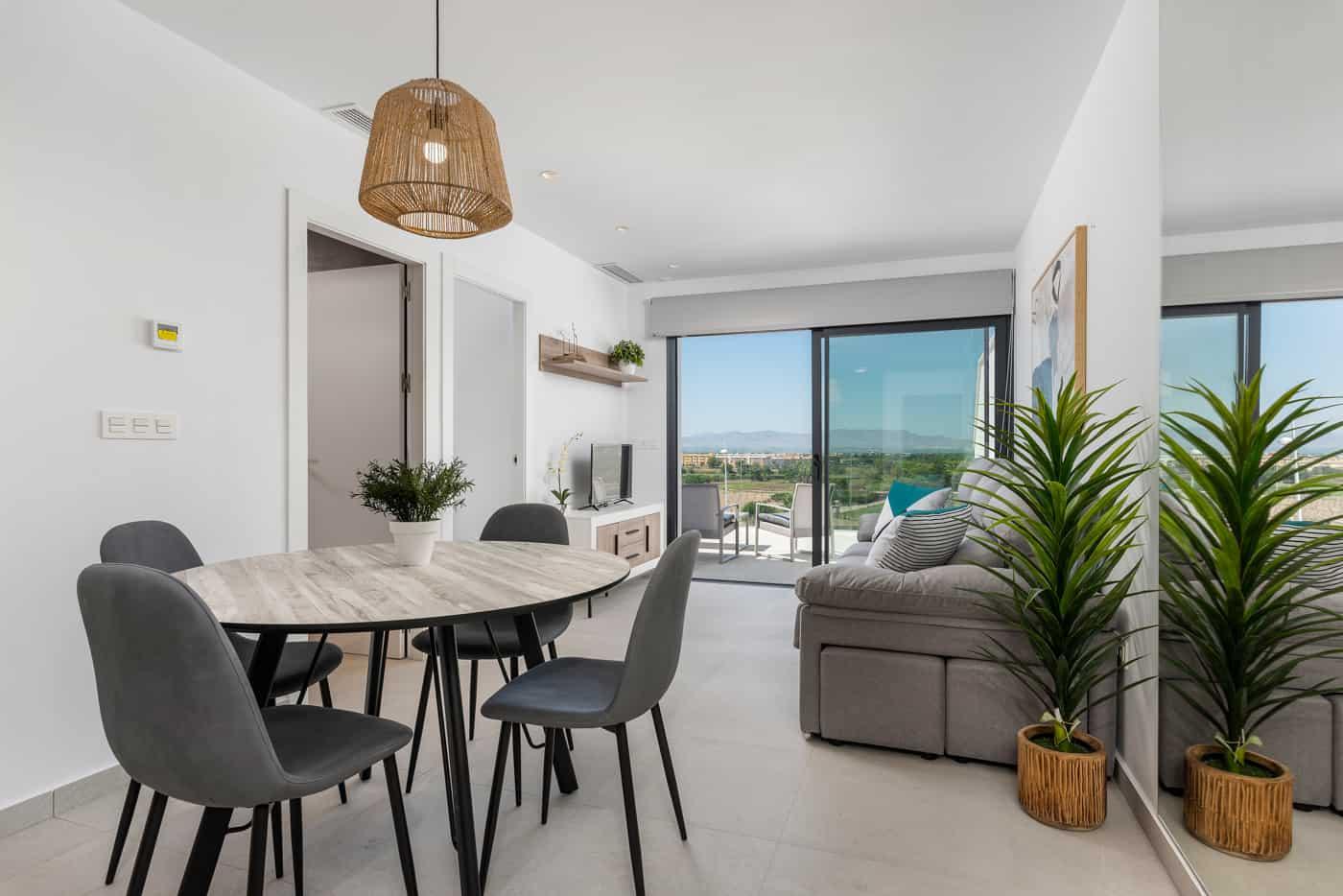 New 2 Bedroom Apartments – Benijofar