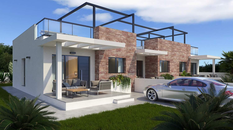 2 or 3 Bedroom Townhouses – Mil Palmeras – Torre de la Horadada