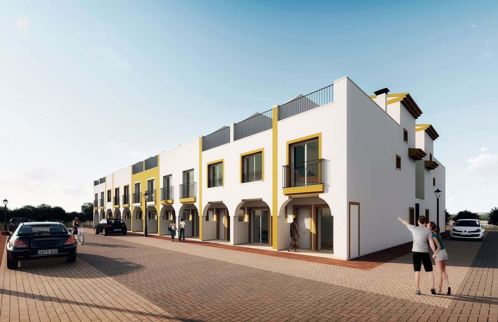 New 3 Bedroom Townhouses – Torre Pacheco – Murcia