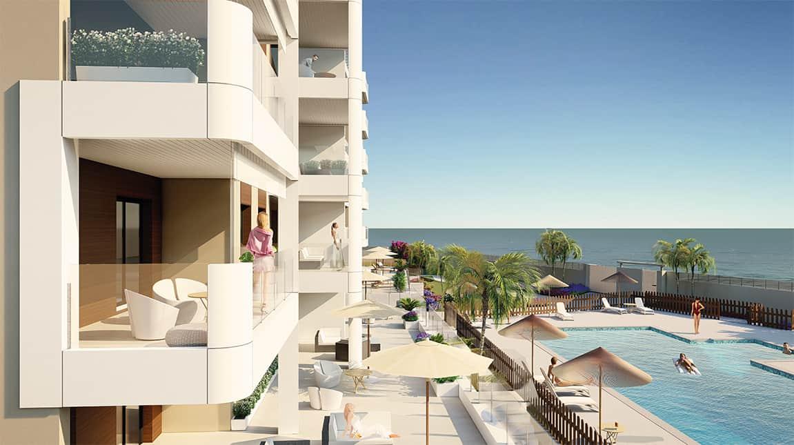 2, 3 & 4 Bedroom Apartments – Torre de la Horadada