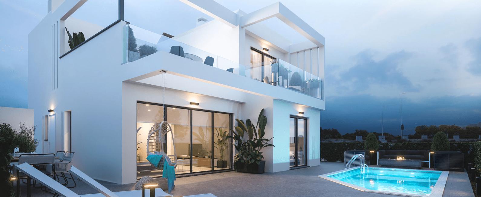 Luxury 4 Bedroom Frontline Golf Villa – Roda Golf