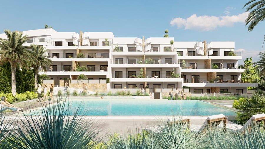 New 2 Bedroom Apartments – Villamartin