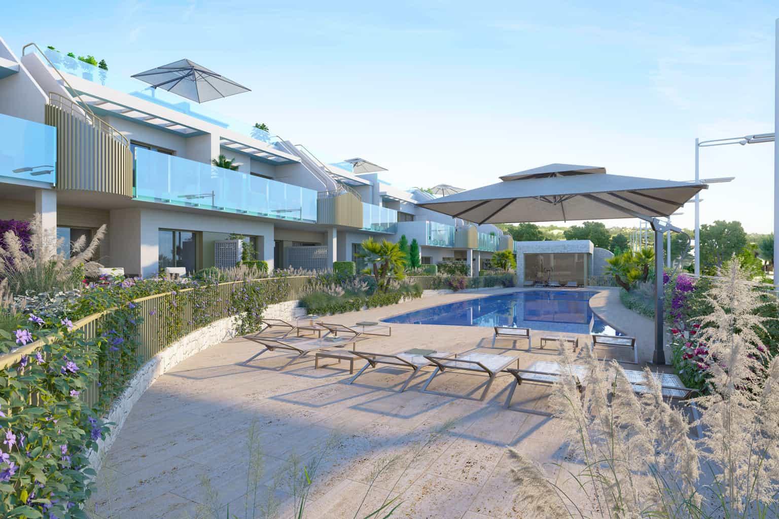 New 2 or 3 Bedroom Apartments – Pilar de la Horadada